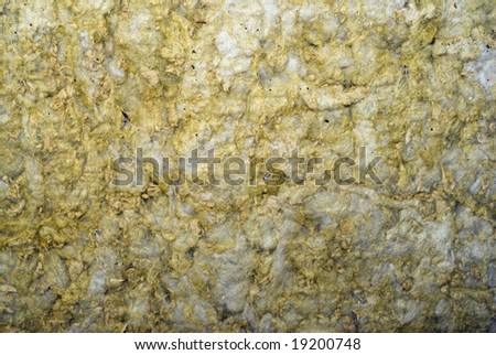 Exterior home insulation could be used as a background - stock photo