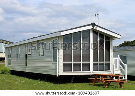 Mobile Home Stock Images Royalty Free Images Vectors Shutterstock