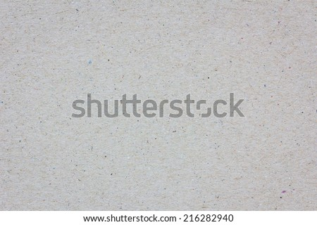 extreme closeup of a grey cardboard texture, background. - stock photo