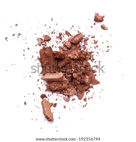 Eye shadow - stock photo
