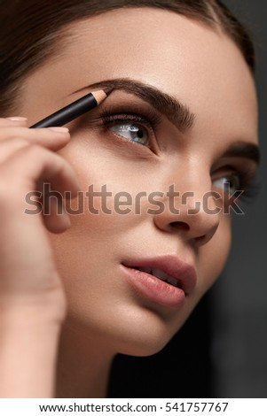how to make eyebrows with pencil dailymotion