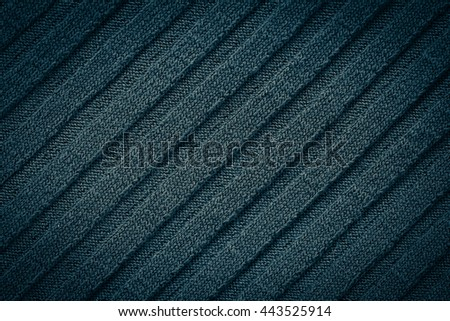Fabric background texture / Wool texture macro fabric / Textile material close-up - stock photo