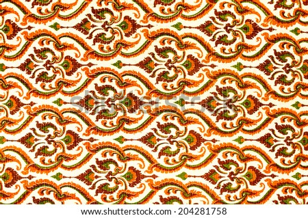 fabric pattern - design texture background - stock photo