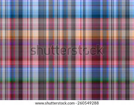 fabric plaid of colorful background and abstract texture  - stock photo