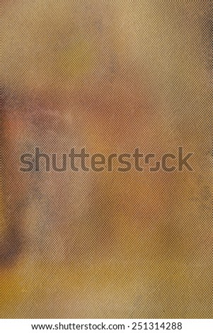 fabric texture on the wall picture - stock photo