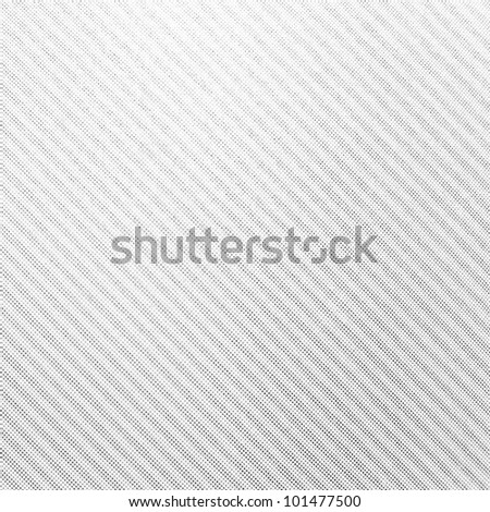 fabric with stripe texture - stock photo