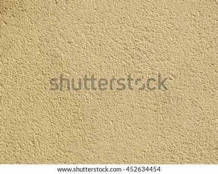 Facade plaster background - stock photo