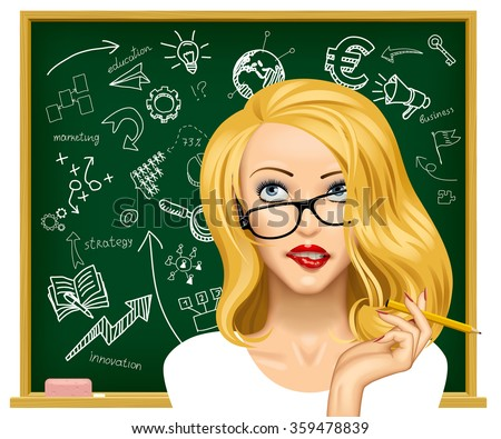 pretty blonde woman hand job