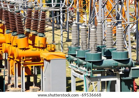 facilities of electric power