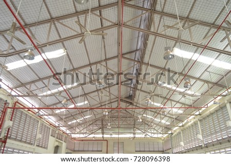 Roof Sprinkler Stock Images Royalty Free Images Amp Vectors