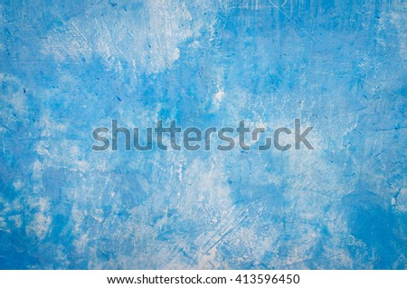 faded blue background - stock photo