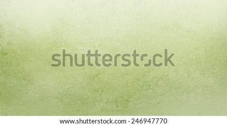 faded green background, pastel spring or Easter color background layout - stock photo