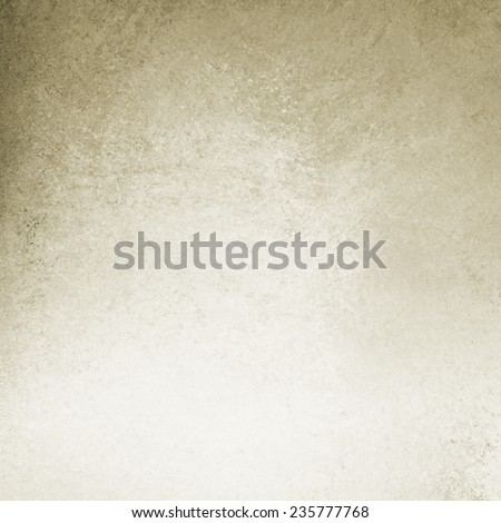 faded off white background texture, old white dirty paper, white beige website background design, with gradient color layout design, light cream background, tan grunge wall  - stock photo