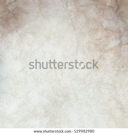 faded old wrinkled paper background texture