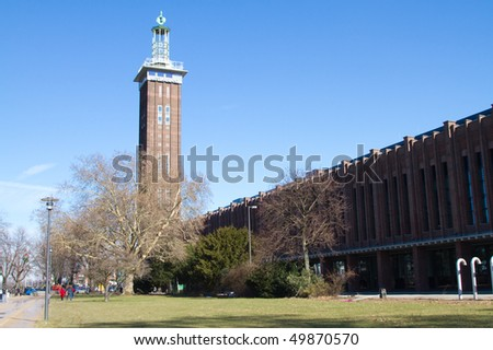 Fair Tower Cologne - stock photo