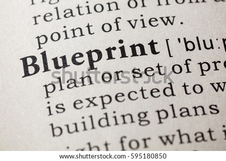 Fake dictionary dictionary definition word blueprint stock photo fake dictionary dictionary definition of the word blueprint including key descriptive words malvernweather Gallery
