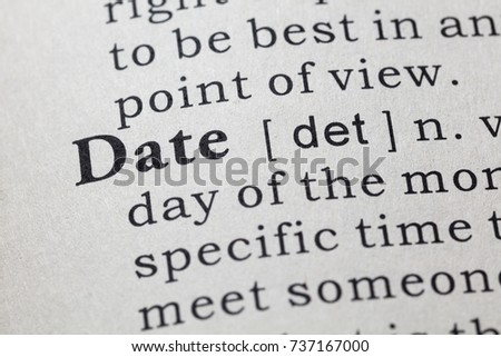 Fake dictionary dictionary definition word date stock photo 100 fake dictionary dictionary definition of the word date including key descriptive words malvernweather Images