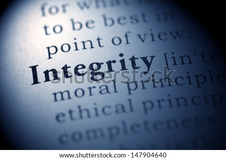 Quotes About Integrity Ethics