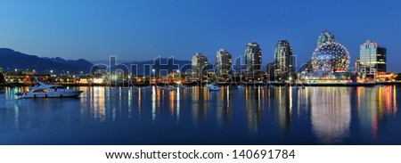False Creek  - stock photo