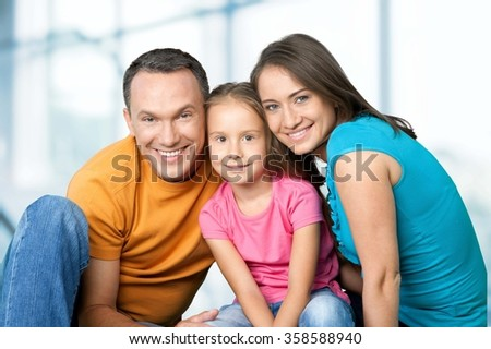 Family. - stock photo