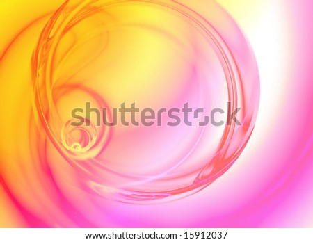 Fancy abstract design - a powerful background with a lot of movement.