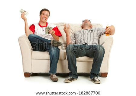 Sports Betting Stock Photos Images Amp Pictures Shutterstock