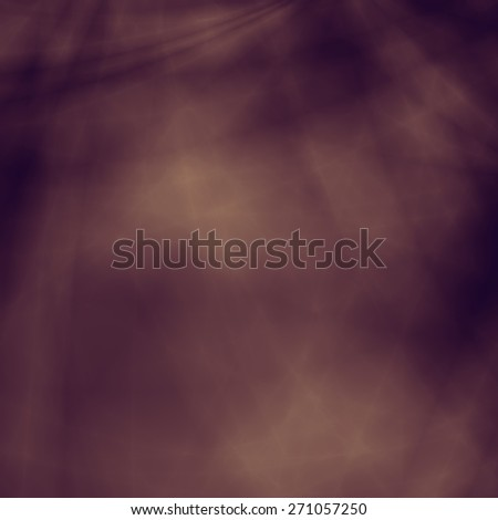 Fantasy brown abstract paper background - stock photo