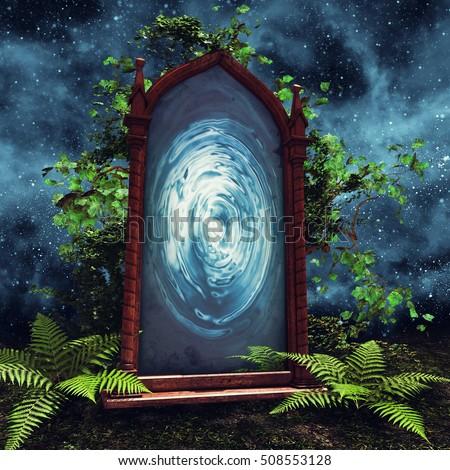 Magic Door Stock Images Royalty Free Images Amp Vectors