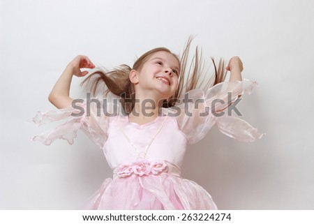 Fantasy princess - stock photo