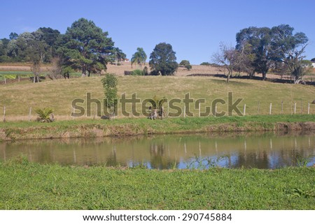 Farm at Nova Petropolis - Rio Grande do Sul - Brazil