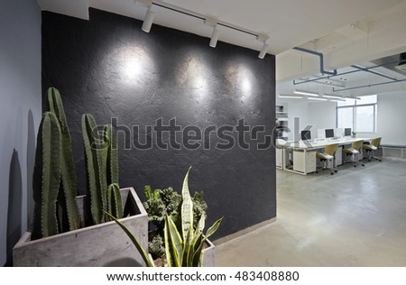 modern office interiors. Fashion And Modern Office Interiors