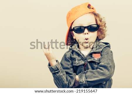 fashion child happy boy model stylish little boy in baseball handsome kid in - Cool Pictures For Kids