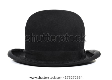 Fashion hat - stock photo