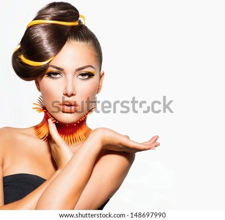 Fashion Model Gaya Korea