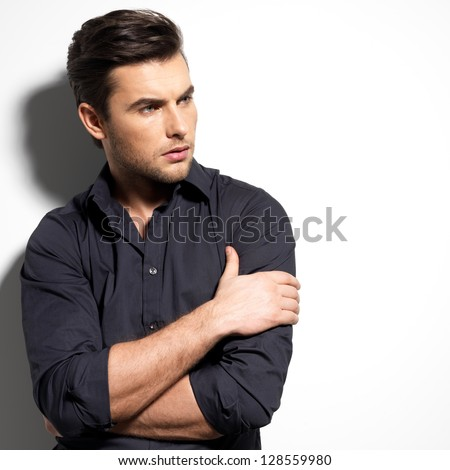 Male Model Stock Images, Royalty-Free Images & Vectors ...