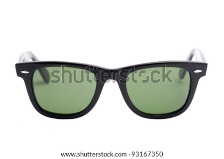 fashion sunglasses - stock photo