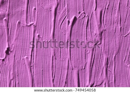 fashionable color is spring crocus the texture of violet is painted with colors with patterns