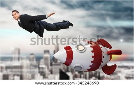 Fast. - stock photo