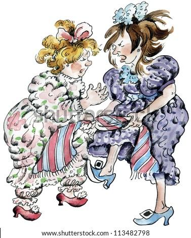 Greedy Heirs Fighting Over Grandmothers Inheritance Stock