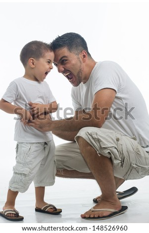 Father and son having issues