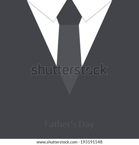 fathers day background.  - stock photo