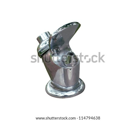 Metal Drinking Water Fountain Stock Photos Images Pictures Shutterstock