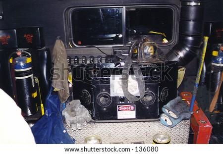 FDNY Rescue 4 - stock photo