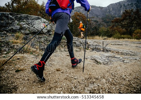 walking stick stock photos royaltyfree images  vectors
