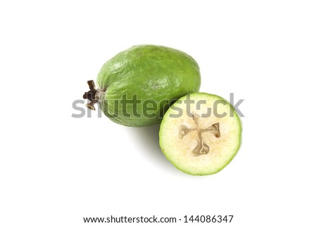 Feijoa (Acca sellowiana)