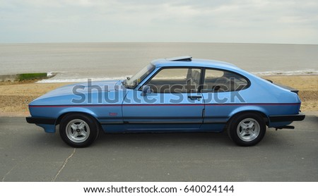 Ford Capri Stock Images Royalty Free Images Vectors