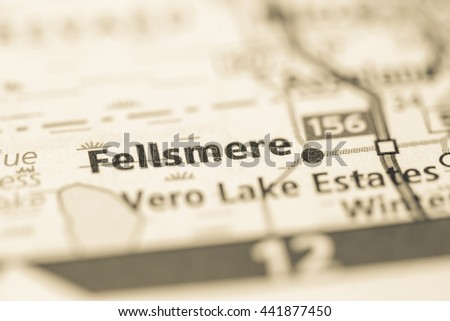 Fellsmere. Florida. USA