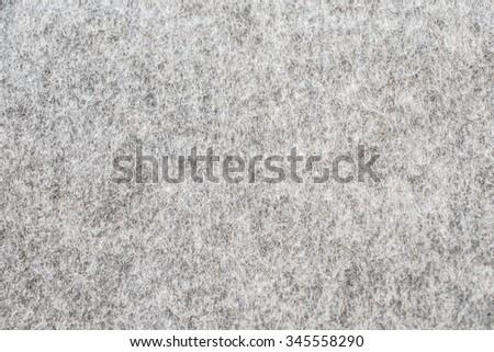 Felt Texture Background - stock photo