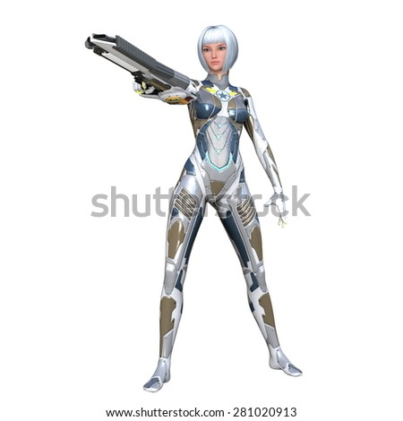 female android