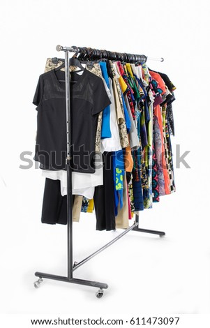 Rack stock images royalty free images vectors for Clothespin photo hanger